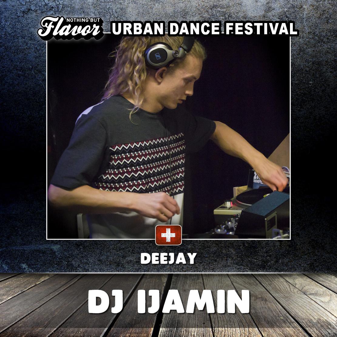 DJ Ijamin